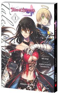 Tales Of Berseria - Tome 1 [2018]