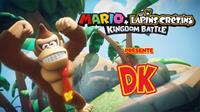 Mario + The Lapins Crétins Kingdom Battle : Donkey Kong Adventure [2018]