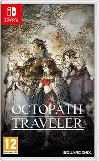 Octopath Traveler - PC