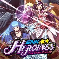SNK Heroines : Tag Team Frenzy - PSN