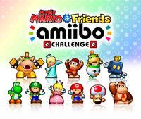 Mini Mario & Friends : Amiibo Challenge [2016]