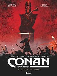 Conan le Cimmérien : Le Colosse Noir #2 [2018]