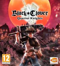 Black Clover : Quartet Knights - PS4