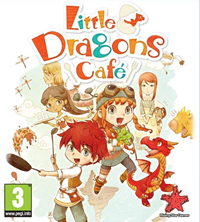 Little Dragons Café [2018]