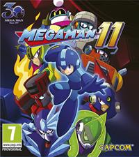 Mega Man classique : Mega Man 11 [2018]