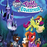 My Little Pony : Tails of Equestria, le jeu d'aventure [2018]
