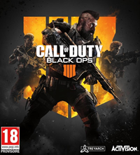 Call of Duty : Black Ops IIII - PS4