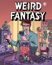 Weird Fantasy #1 [2018]