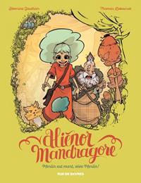 Aliénor Mandragore : Merlin est mort, vive Merlin ! #1 [2015]