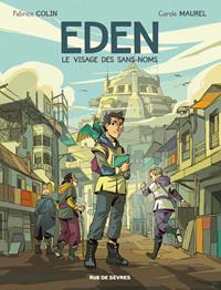 Eden : Le visage des sans-noms #1 [2018]