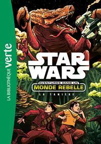 Star Wars : Aventures dans un Monde Rebelle : La Tanière #3 [2017]