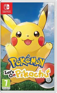 Pokémon : Let's Go, Pikachu [2018]