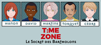 Time zone : Le secret des Bartholons #2 [2018]