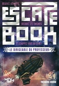 Escape book : Le Dirigeable du Professeur [2018]
