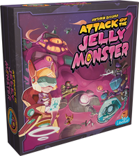 Attack Of The Jelly Monster [2018]