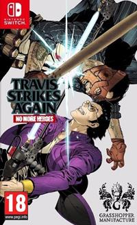 Travis Strikes Again : No More Heroes [2019]