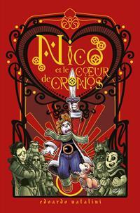 Nico et le cœur de Cronos #1 [2019]