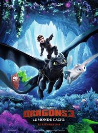 Dragons 3 : Le monde caché #3 [2019]