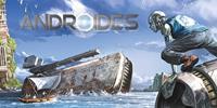 Androïdes Saison 1 : Androïdes 02 - Heureux qui comme Ulysses tome 2 [2016]