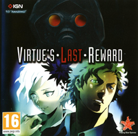 Zero Escape : Virtue's Last Reward [2012]