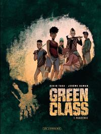 Green Class : Pandémie #1 [2019]