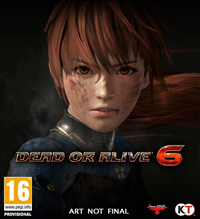 Dead or Alive 6 - PS4