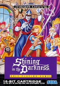 Shining in the Darkness [1991]