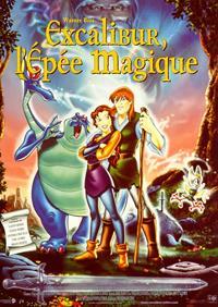 Excalibur, l'épée magique - DVD