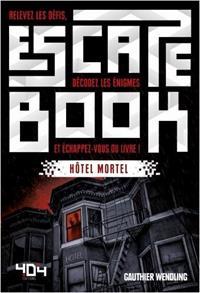 Escape book : Hôtel mortel [2019]