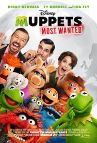 Les Muppets : Opération Muppets [2015]