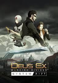 Deus Ex : Mankind Divided - System Rift #4 [2016]