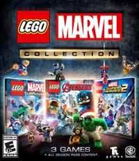 LEGO Marvel Collection [2019]