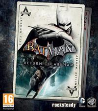 Batman Arkham : Batman : Return to Arkham [2016]