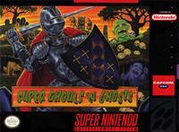 Ghosts 'n Goblins : Super Ghouls'n'Ghosts [1992]
