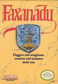 Dragon Slayer : Faxanadu [1990]
