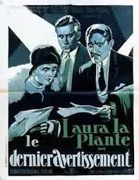 Le Dernier Avertissement [1929]