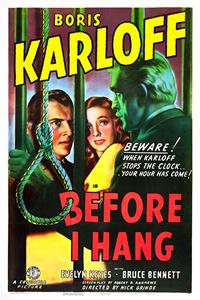 Before I Hang [1940]