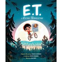 E.T. l'Extra-Terrestre l'album illustré