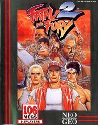Fatal Fury 2 [1993]