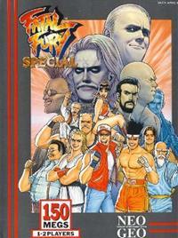 Fatal Fury Special [1993]