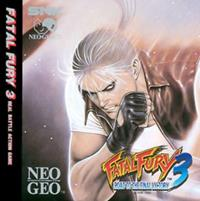 Fatal Fury 3 : Road to the Final Victory - PSN