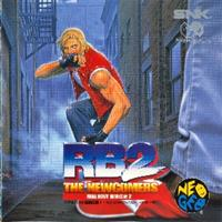 Real Bout Fatal Fury 2 : The Newcomers #2 [2012]