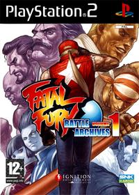 Fatal Fury Battle Archives Volume 1 [2008]