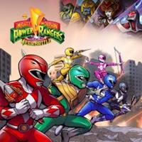 Mighty Morphin Power Rangers : Mega Battle [2017]
