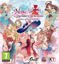 Nelke & The Legendary Alchemists : Ateliers of The New World [2019]