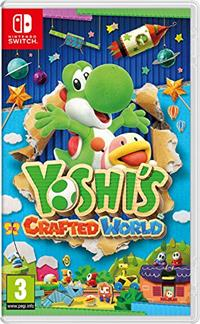 Mario : Yoshi's Crafted World [2019]