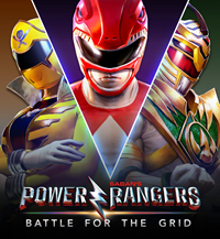 Power Rangers : Battle for the Grid - eshop Switch
