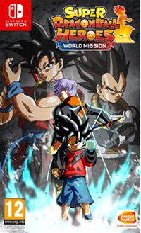 Super Dragon Ball Heroes World Mission [2019]
