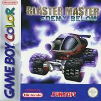 Blaster Master Enemy Below [2000]