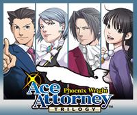Phoenix Wright : Ace Attorney Trilogy [2014]